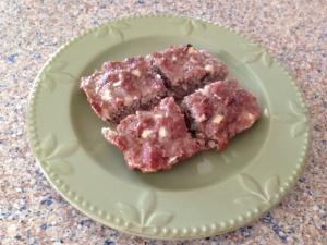 Pork Sausage Loaf