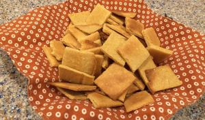 Coconut Crackers
