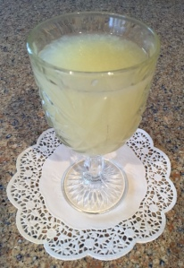 Fermented Lemonade
